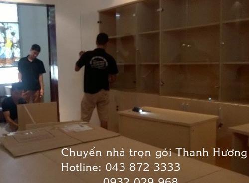 Chuyển văn phòng uy tín tại phố Nguyễn Trãi