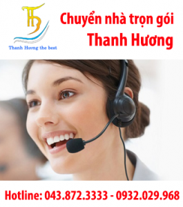 Chuyển nhà chất lượng cao tại phố Nguyễn Ngọc Nại