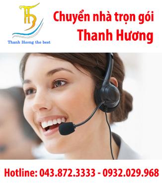 Hotline taxi tải giá rẻ Thanh Hương