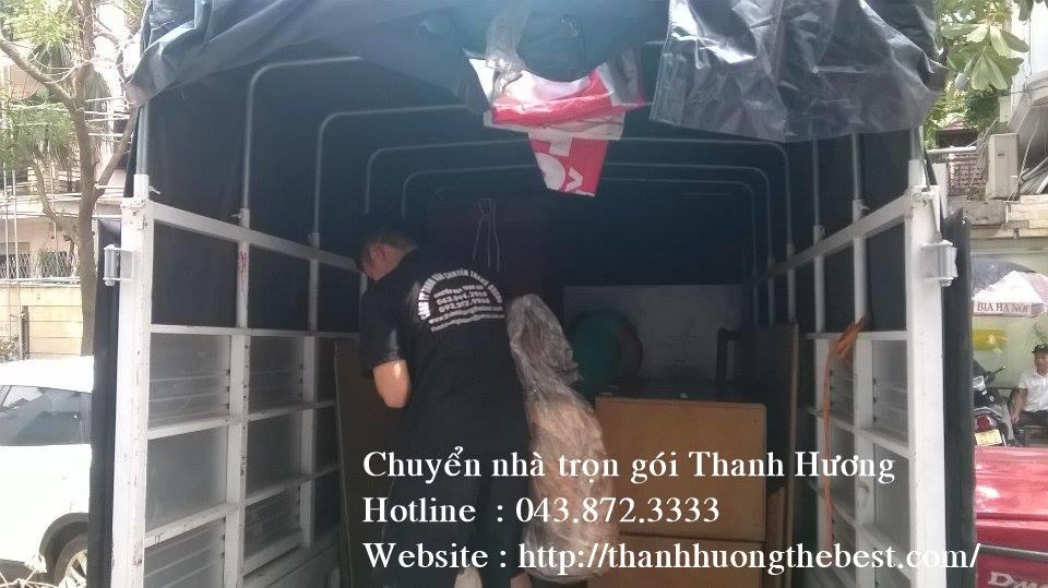 Chuyển nhà Tại phố Đại Cồ Việt