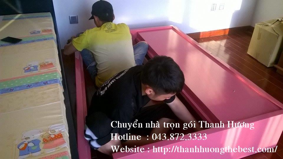 Chuyển Văn Phòng uy tín Tại phố Đại Cồ Việt