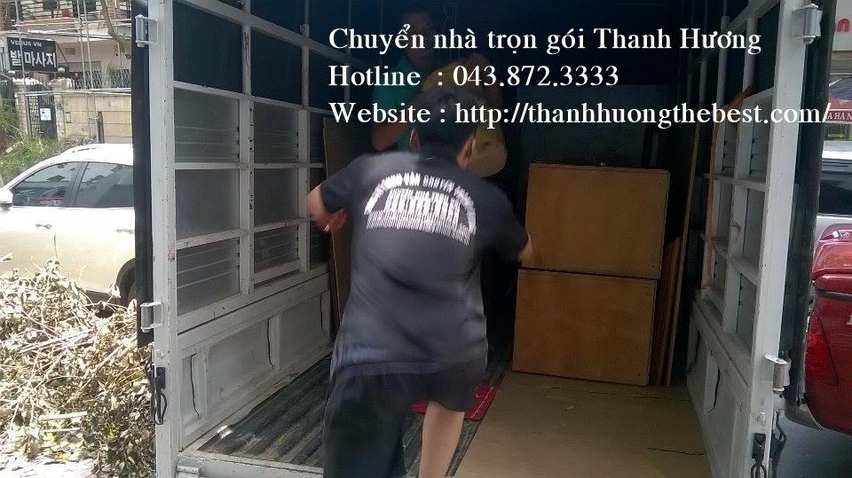 Chuyển Nhà chất lượng cao Tại phố Cảm Hội