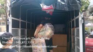 Chuyển nhà chất lượng cao Tại Phố Vương Thừa Vũ
