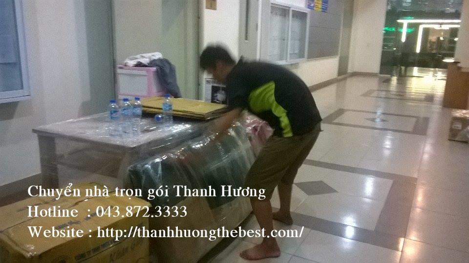 Chuyển Văn Phòng chuyên nghiệp Tại Phố Vương Thừa Vũ