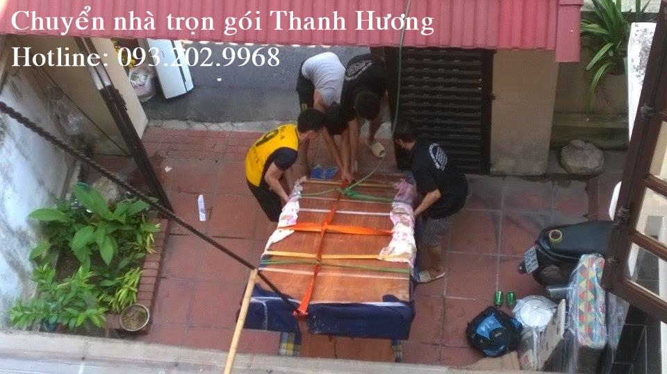 Chuyển nhà Thanh Hương tại đường Đa Sỹ