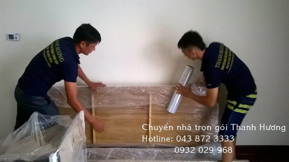 Chuyển Văn Phòng chất lượng cao Tại phố Vũ Tông Phan