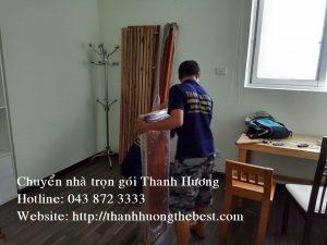 Chuyển nhà Thanh Hương tại KDT Làng Quốc Tế Thăng Long