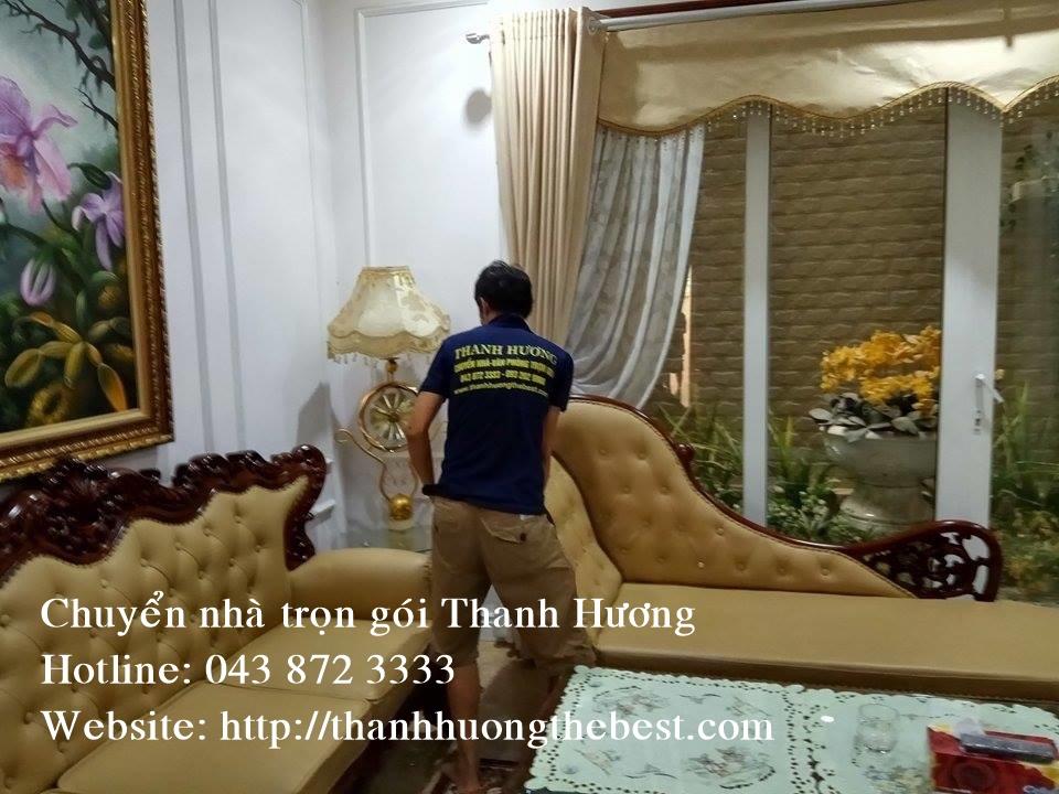 Chuyển nhà chất lượng cao Tại phố Phan Đình Giót