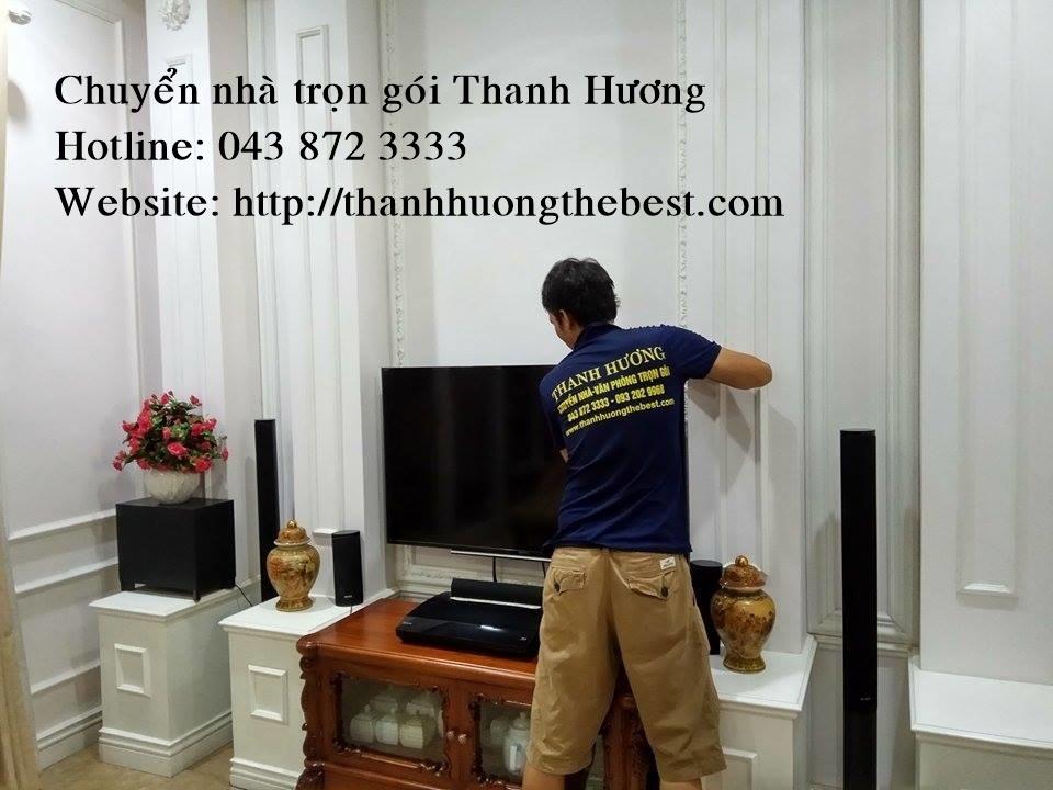 Dịch vụ chuyển nhà Thanh Hương