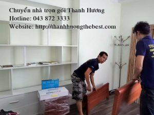 Chuyển văn phòng Tại phố Nguyễn Văn Trỗi