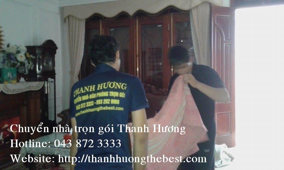 Chuyển nhà chất lượng cao Tại phố Nguyễn Văn Trỗi