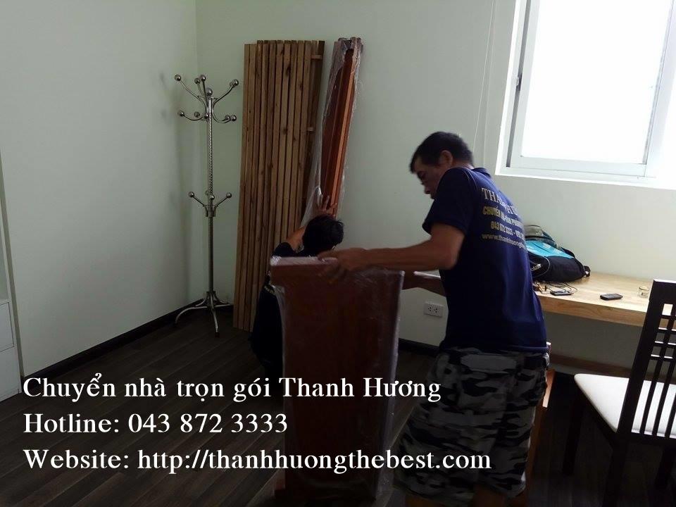 Chuyển nhà Tại phố Nguyễn Tuân