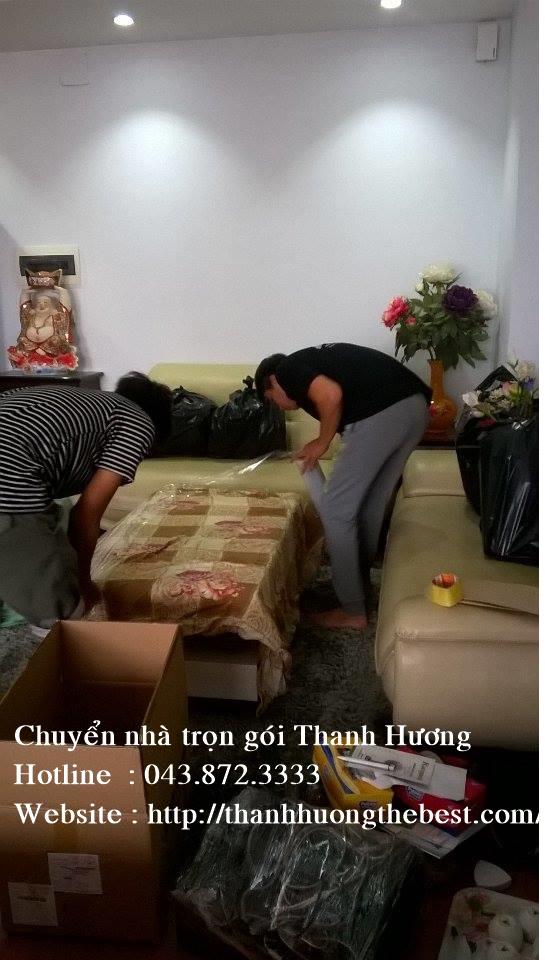 Công ty Thanh Hương dịch vụ chuyển nhà chuyển văn phòng uy tín hàng đầu tại phố Đại Kim