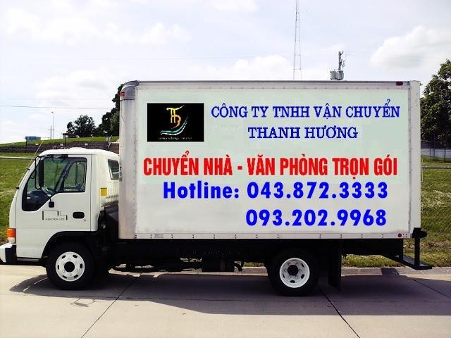 Chuyển văn phòng chất lượng cao Tại phố Nguyễn Tuân