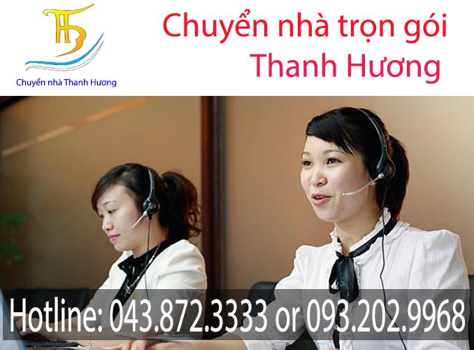 Tư vấn chuyển nhà Thanh Hương