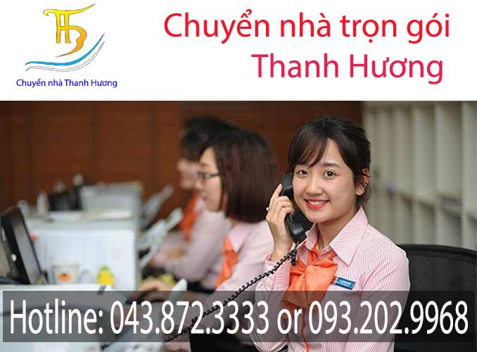 Chuyển nhà chất lượng cao tại phố Kim Giang