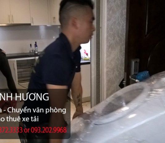 Chuyển nhà chuyên nghiệp tại phố Nguyễn Sơn