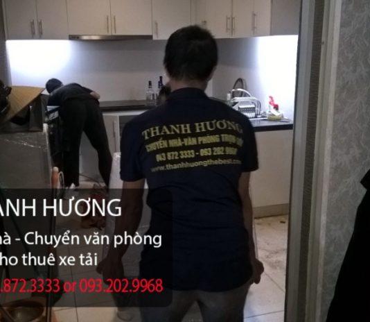 Công ty chuyển nhà trọn gói Thanh Hương tại Lương Ngọc Quyến - Văn Mỗ