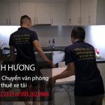 Chuyển nhà trọn gói Thanh Hương Cho thuê xe tải chuyển nhà tại đường Thanh Bình