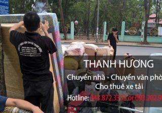 Chuyển nhà trọn gói tại phố Nguyễn Thị Định Thanh Hương