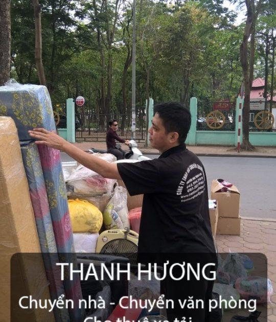 Thanh Hương chuyển nhà trọn gói tại phố Nguyễn Thị Định