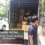 Dịch vụ chuyển nhà trọn gói uy tín tại phố Lý Thường Kiệt