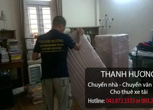 Thanh Hương dịch vụ chuyển nhà trọn gói tại phố Định Công