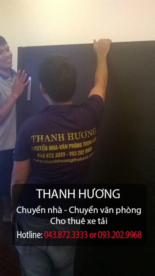 Dịch vụ chuyển nhà trọn gói chuyên nghiệp uy tín tại phố Phan Bội Châu