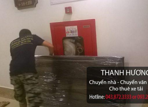 Chuyển nhà trọn gói giá rẻ Thanh Hương tại phố Phan Bội Châu