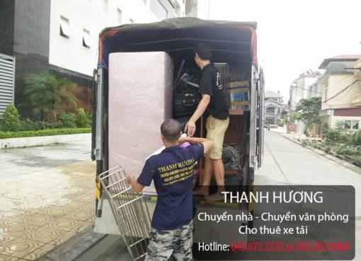 Thanh Hương dịch vụ chuyển nhà trọn gói tại phố Phủ Doãn