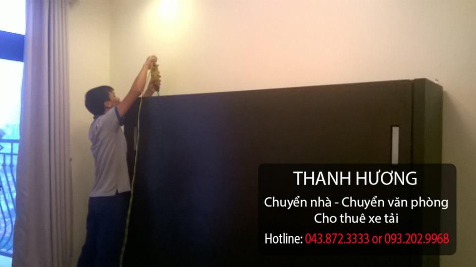 Dịch vụ chuyển nhà trọn gói Thanh Hương chuyên nghiệp tại phố Hàng Bài