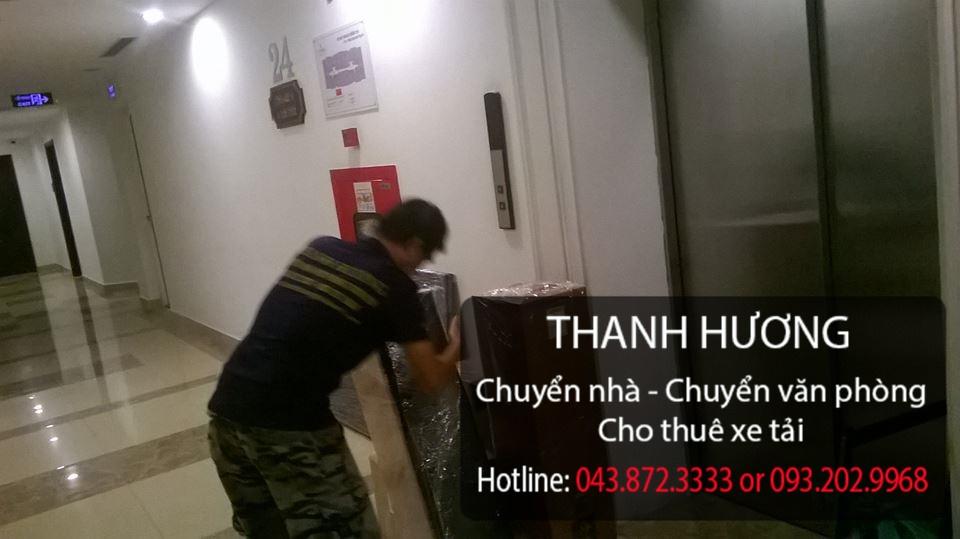 Chuyển nhà trọn gói giá rẻ tại phố Hàng Bài
