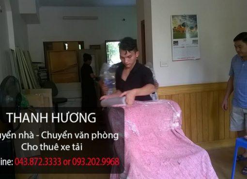 Thanh Hương dịch vụ chuyển nhà trọn gói chuyên nghiệp số 1 Việt Nam
