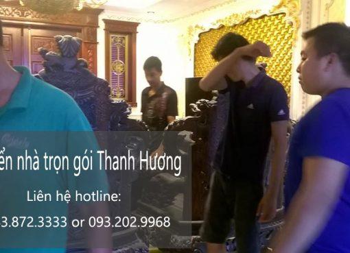 Dịch vụ chuyển nhà trọn gói tại đường Đào Cam Mộc