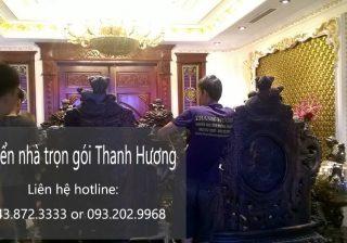 Dịch vụ chuyển nhà trọn gói Thanh Hương tại đường Triệu Việt Vương