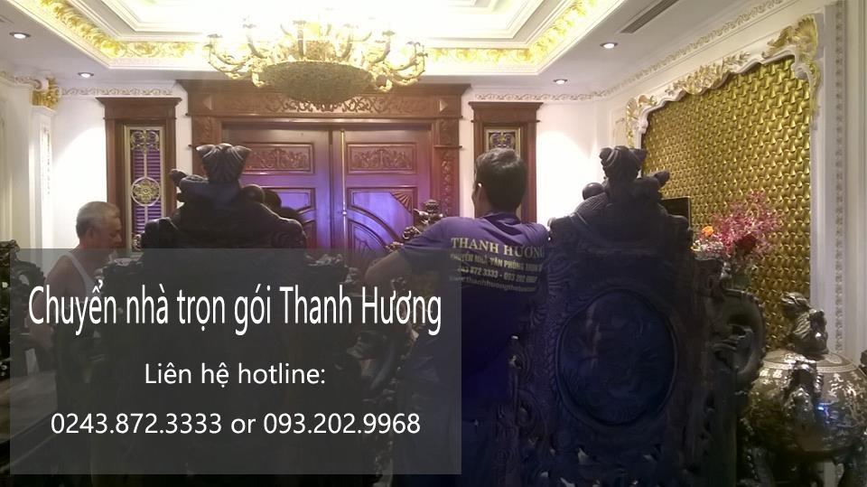Dịch vụ chuyển nhà trọn gói Thanh Hương tại phố Nguyễn Khánh Toàn