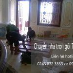 Chuyển nhà Thanh Hương tại phố Hồng Tiến