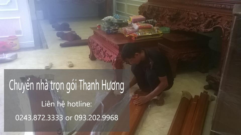 Chuyển nhà trọn gói uy tín tại phố Huế-093.202.9968