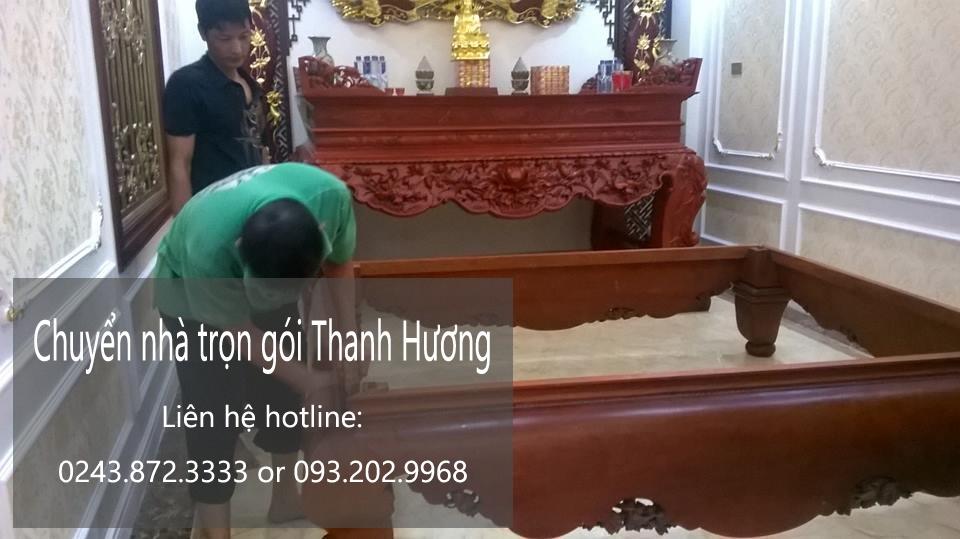 Chuyển nhà trọn gói chuyên nghiệp tại phố Vạn Hạnh-093.202.9968
