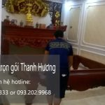 Dịch vụ chuyển nhà trọn gói giá rẻ tại đường Thạch Lâm