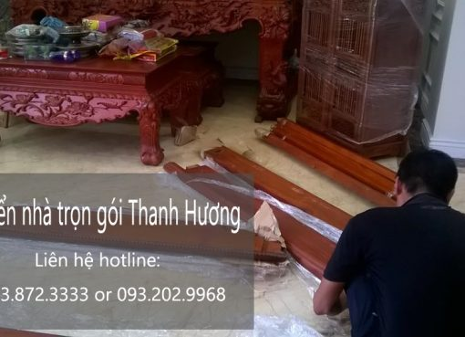 Dịch vụ chuyển nhà Thanh Hương tại phố Vọng 2019