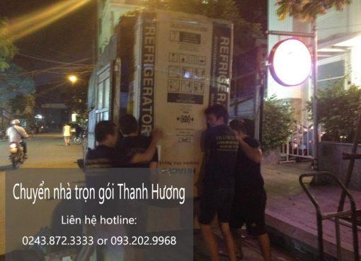 Dịch vụ chuyển nhà trọn gói giá rẻ tại phố Chu Huy Mân-093.202.9968