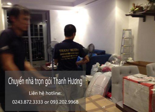 Dịch vụ chuyển nhà Thanh Hương tại phố Hoàng Hoa Thám