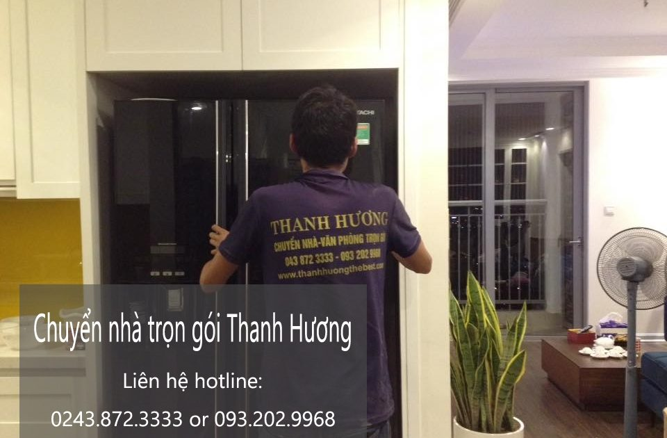 Dịch vụ chuyển nhà trọn gói tại phố Đặng Vũ-093.202.9968