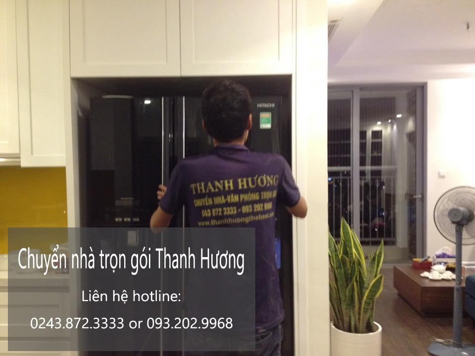 Dịch vụ chuyển nhà trọn gói Thanh Hương tại phố Cửu Việt