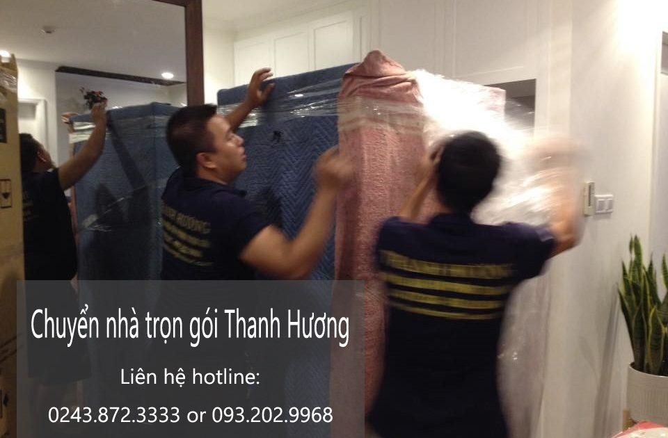 Dịch vụ chuyển nhà trọn gói tại phố Nguyễn Ngọc Vũ