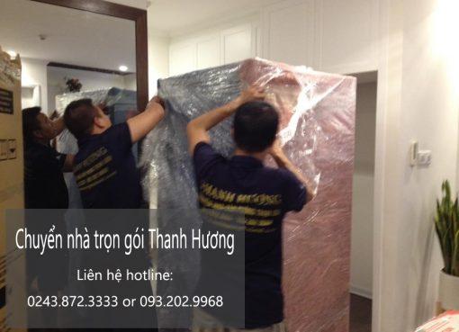 Dịch vụ chuyển nhà trọn gói Thanh Hương tại phố Yên Sở