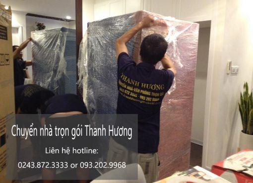 Chuyển nhà - chuyển văn phòng trọn gói tại phố Lệ Mật-093.202.9968
