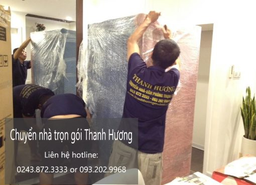 Chuyển nhà trọn gói giá rẻ tại phố Huỳnh Văn Nghệ-093.202.9968