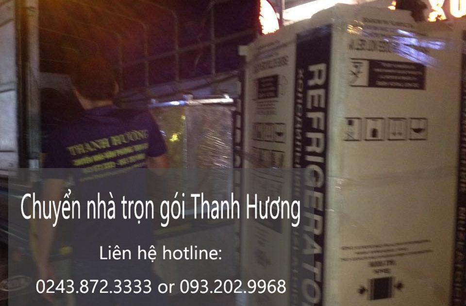 Dịch vụ chuyển nhà trọn gói Thanh Hương tại phố Hội Xá 2019